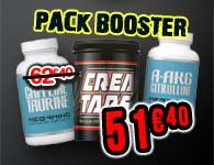 Pack Booster