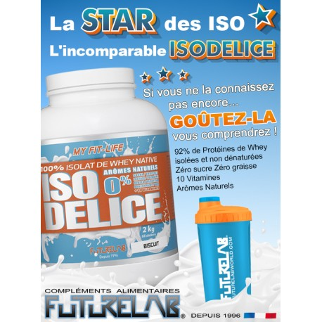 ISO DELICE    750 g